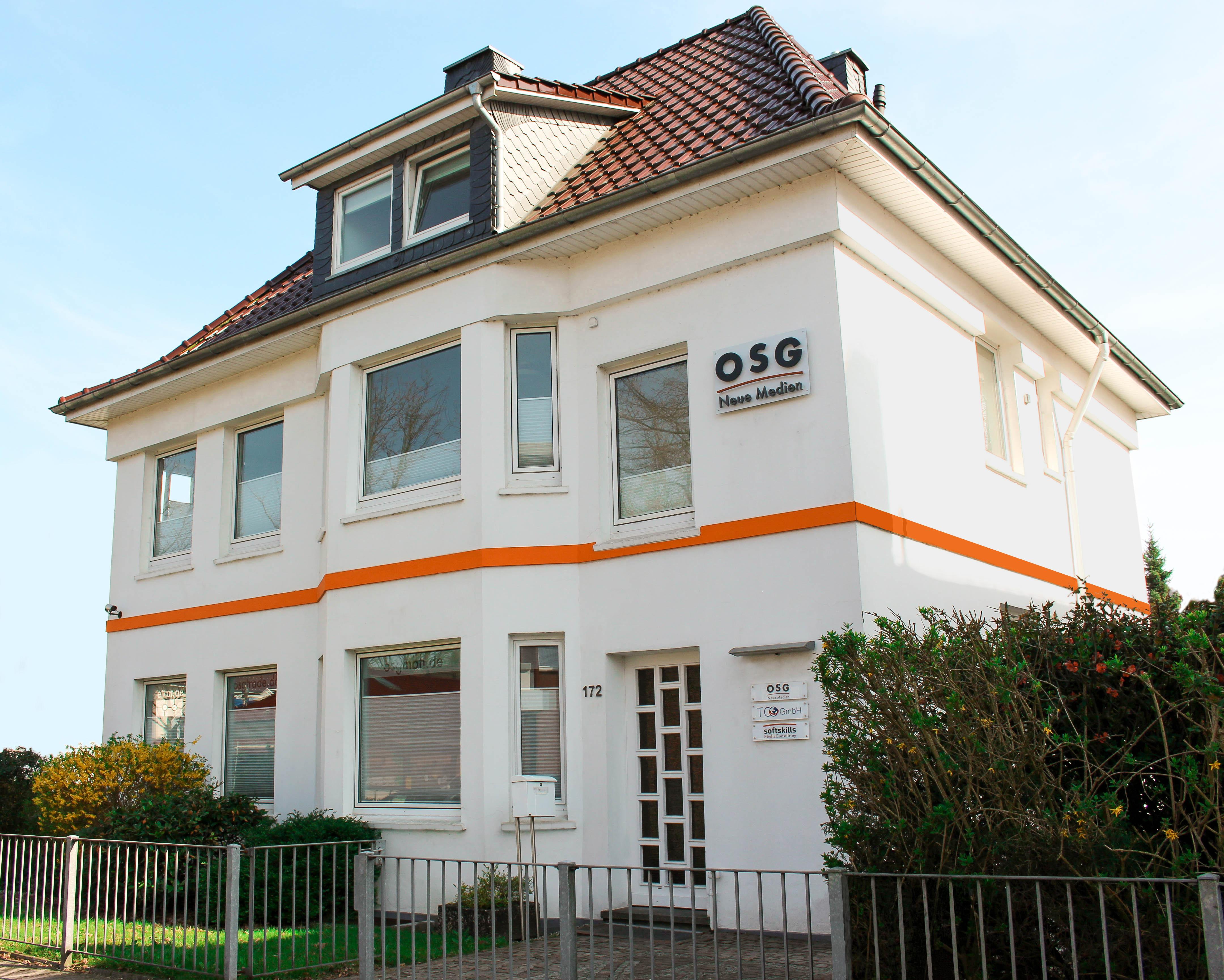 OSG Haus von außen